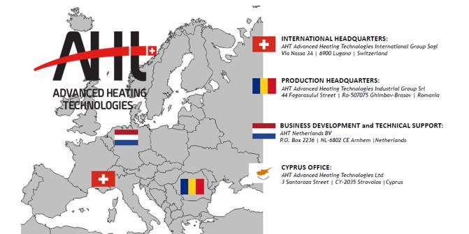 карта офисов aht-ukraine